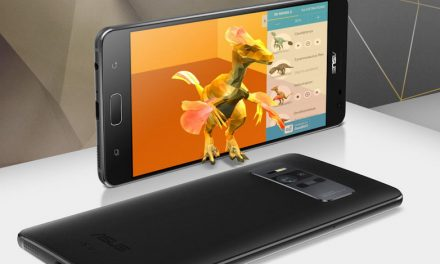 Asus Zenfone AR, the World's First Tango and Daydream Ready Smartphone with 8GB of RAM Announced at CES 2017