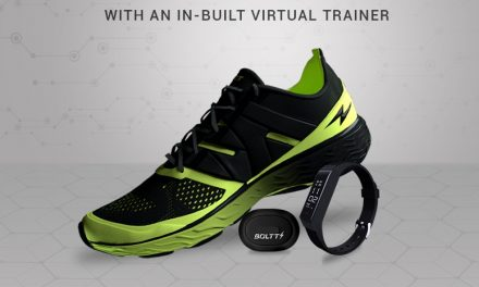 Boltt showcases AI based smart fitness wearables including connected shoes