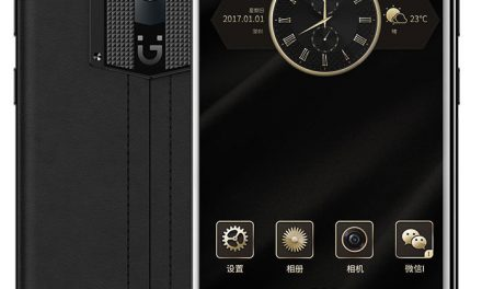Gionee M2017 with 7000mAh battery, QHD screen launched in China