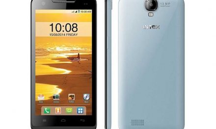 Intex Aqua Amaze+ With Support for 4G VoLTE and 1GB of RAM Launched at Rs. 6,290