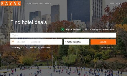 Kayak Travel Search Engine now available in India