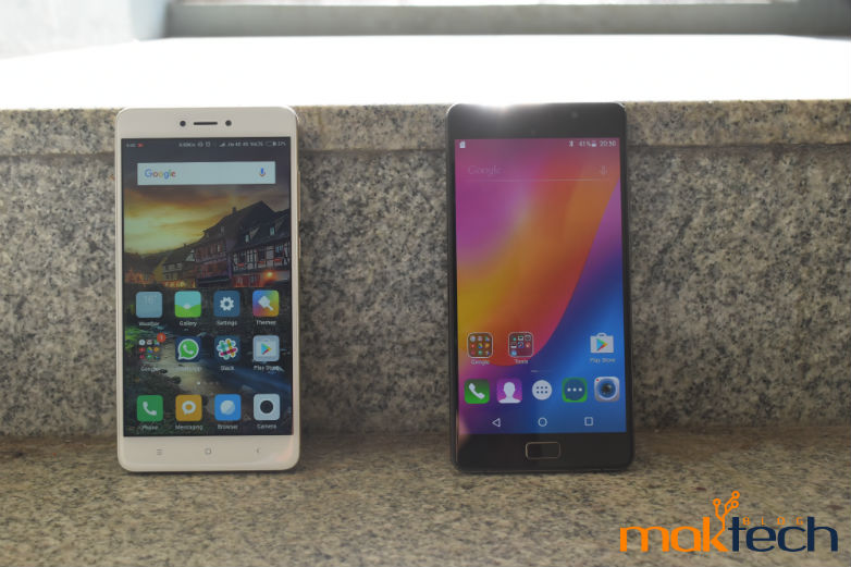 Lenovo P2 vs Xiaomi Redmi Note 4: The Battle for the Best Snapdragon 625 Phone