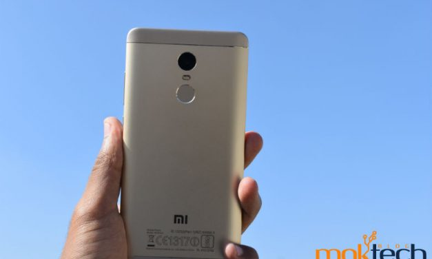 Xiaomi Redmi Note 4 Will be Sold Offline Starting March 18