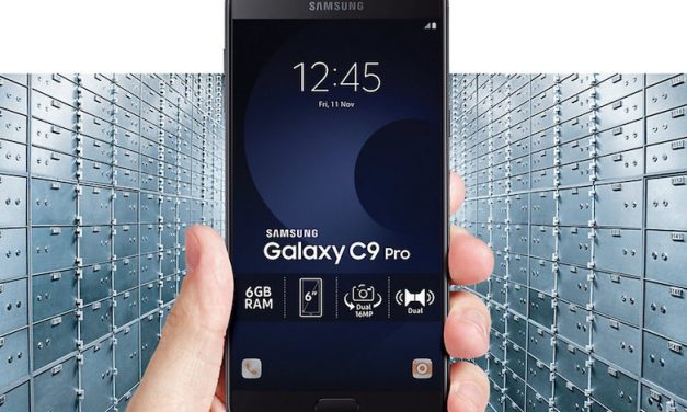 Samsung Galaxy C9 Pro up for preorder in India for Rs. 36,990