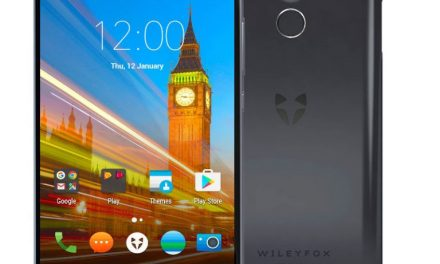Wileyfox Swift 2X with 3GB RAM, Fingerprint sensor announced