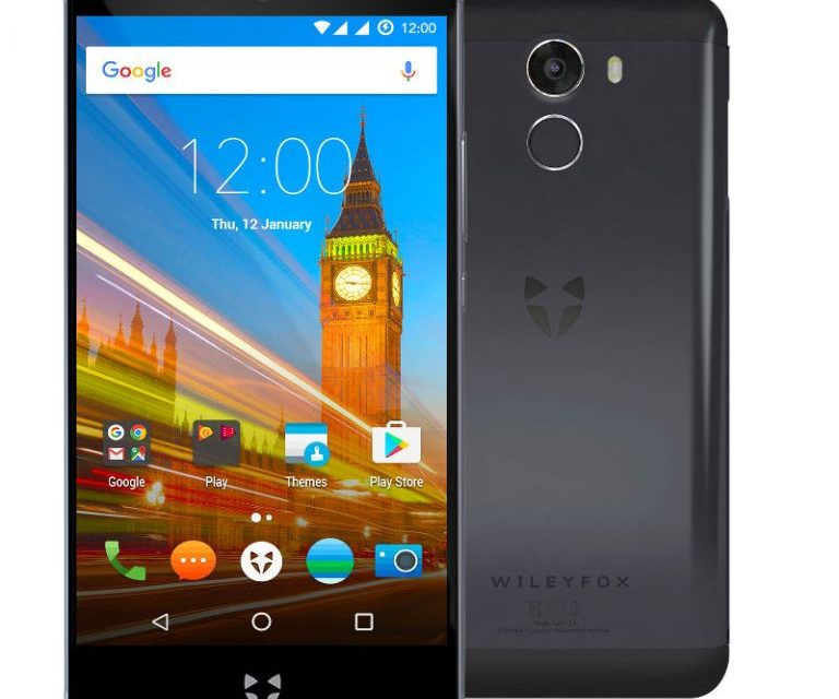 Wileyfox Swift 2X with 3GB RAM, Fingerprint sensor announced