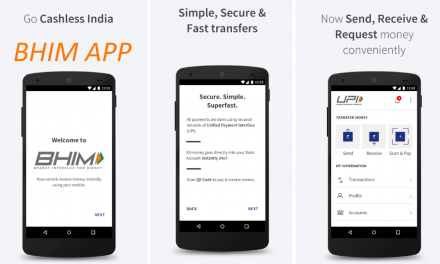 Narendra Modi Launches BHIM UPI Payment App to Take on Digital Wallet Apps
