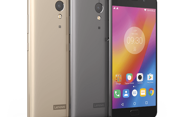 Lenovo P2 with 5,100mAh battery launched in India, priced at Rs. 16,999