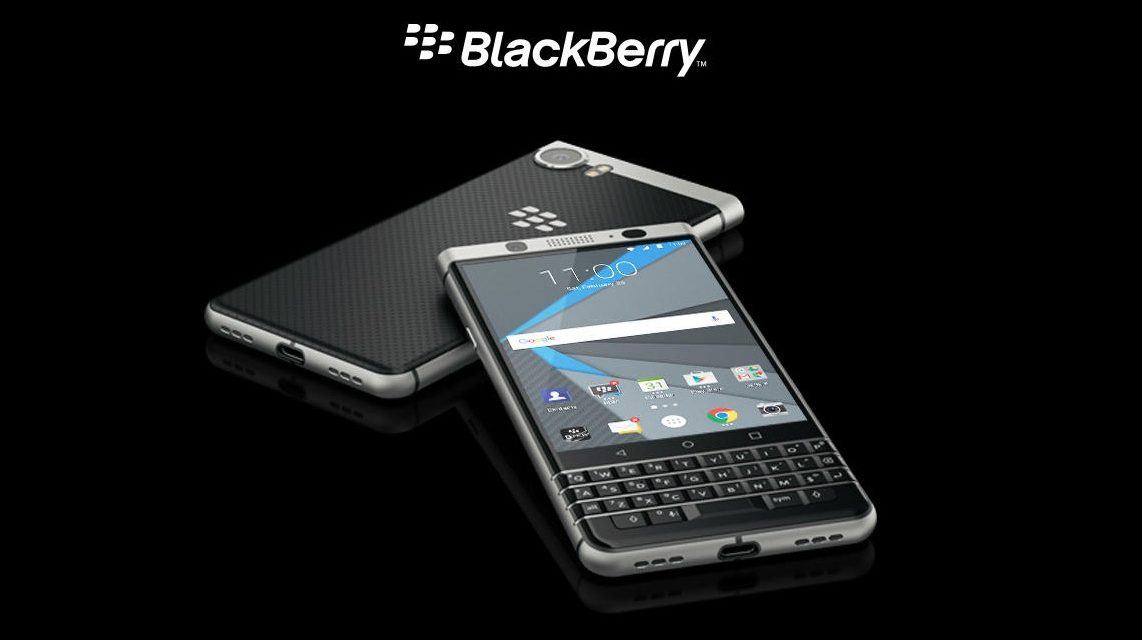 Blackberry 'KEYone' With Snapdragon 625 SoC, 3GB of RAM, and Qwerty Keyboard Announced at the MWC 2017