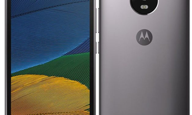 Motorola Moto G5 launched in India via Amazon, priced at Rs. 11,999