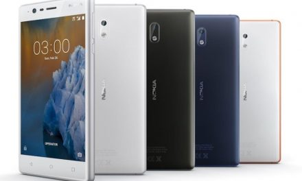 Nokia 3 now also available online in India with a MRP Rs. 10,200