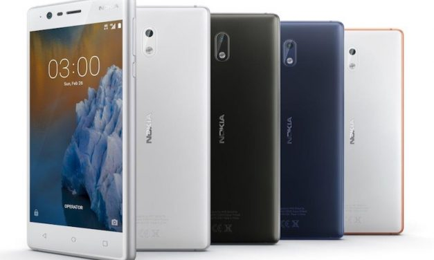 Nokia 3 goes on sale in India via offline retail stores for Rs. 9,499