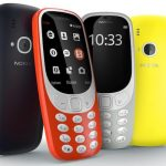 Nokia 3, Nokia 5, and Nokia 3310 (2017) Announced at the MWC 2017; Nokia 6 Goes Global