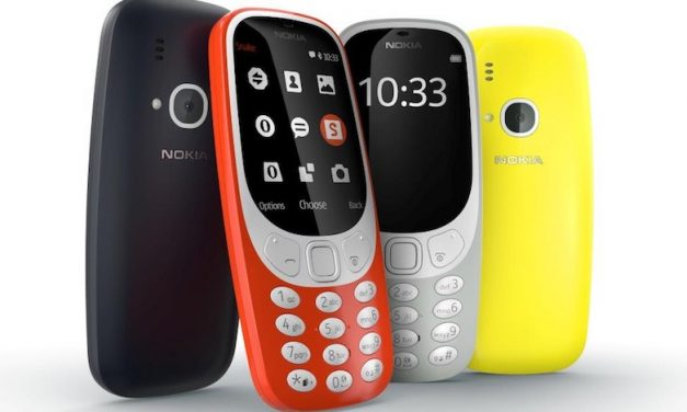 Nokia 3310 (2017) goes on sale in India, price in India is Rs. 3310