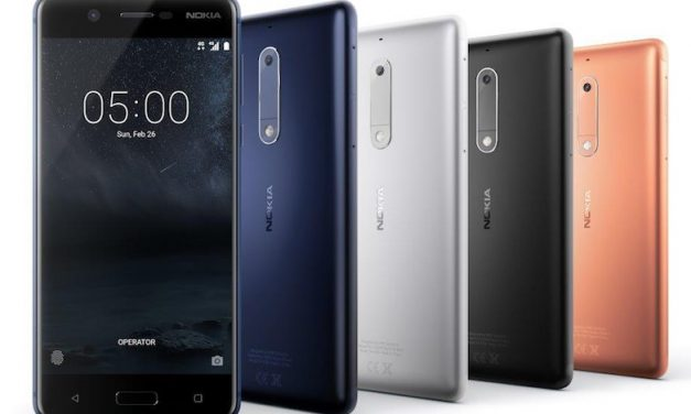 Nokia 5 with 2GB RAM, SD 430 SoC launched in India, priced at Rs. 12,899