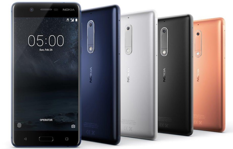 Nokia 5 up for pre-order in India, to go on sale soon