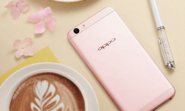 Oppo F1s Rose Gold Variant to be Available Exclusively via Flipkart from February 10!