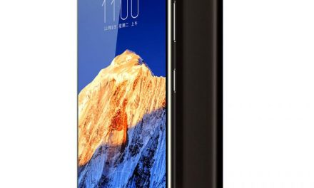 Nubia N1 with 64GB storage in Black color launched in India for Rs. 12,499