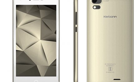 Karbonn Aura Sleek 4G With 4G VoLTE Listed Online With No Details on Pricing and Availability
