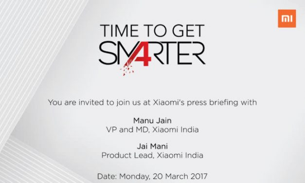 Xiaomi Redmi 4 Series of Phones Expected to Launch in India on March 20 as the Company Pushes Out Invite