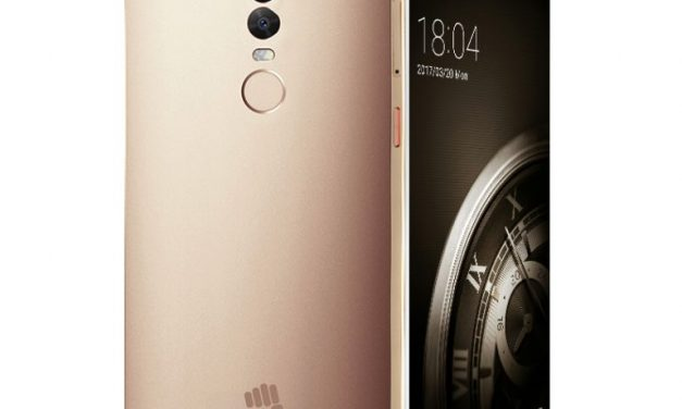 Micromax Dual 5 With Two 13MP Rear Cameras and Metal Body Launched in India at Rs. 24,999