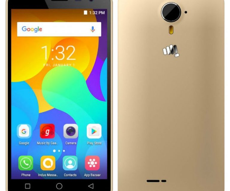 Micromax Spark Vdeo Q415 launched in India, priced at Rs. 4,499