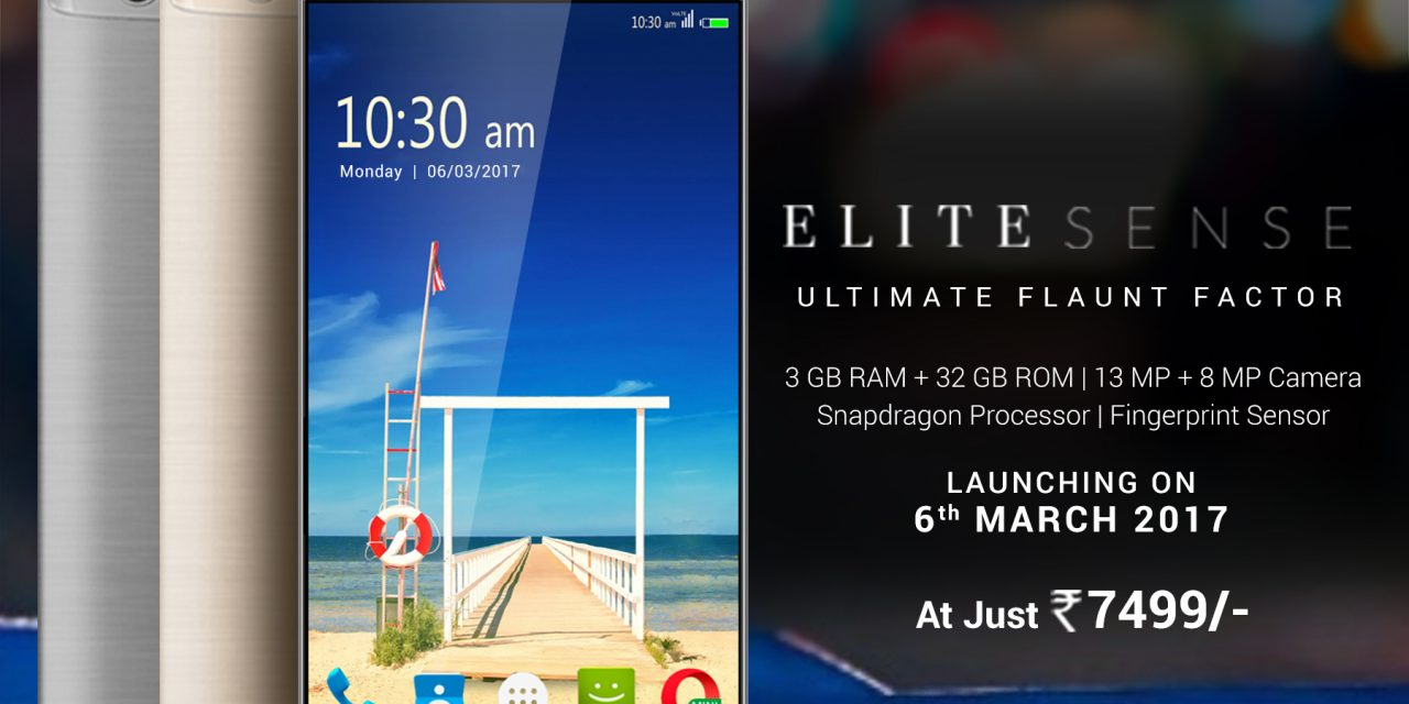 Swipe Elite Sense, the Redmi 3s Competitor With 5-inch HD Display Announced for Rs. 7499