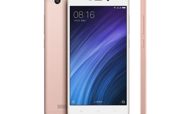 Xiaomi Redmi 4A with 3GB RAM, 32GB internal storage launched in India for Rs. 6,999