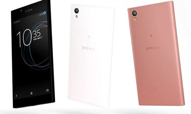 Sony Reenters Entry-Level Market With the Launch of Xperia L1