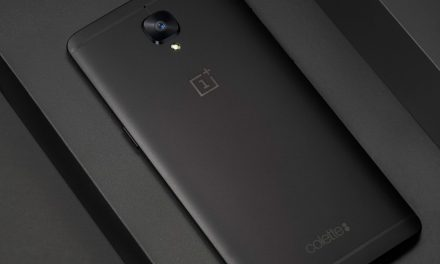 OnePlus 3T Colette Edition Launched Exclusively in Paris Featuring Custom Black Color and 128GB Onboard Storage
