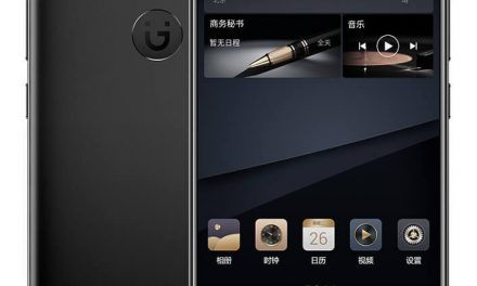Gionee M6S Plus with 6 inch screen, 6020mAh battery announced in China