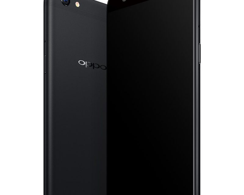 Oppo F3 Plus launched in Black colour in India, priced at Rs. 30,990