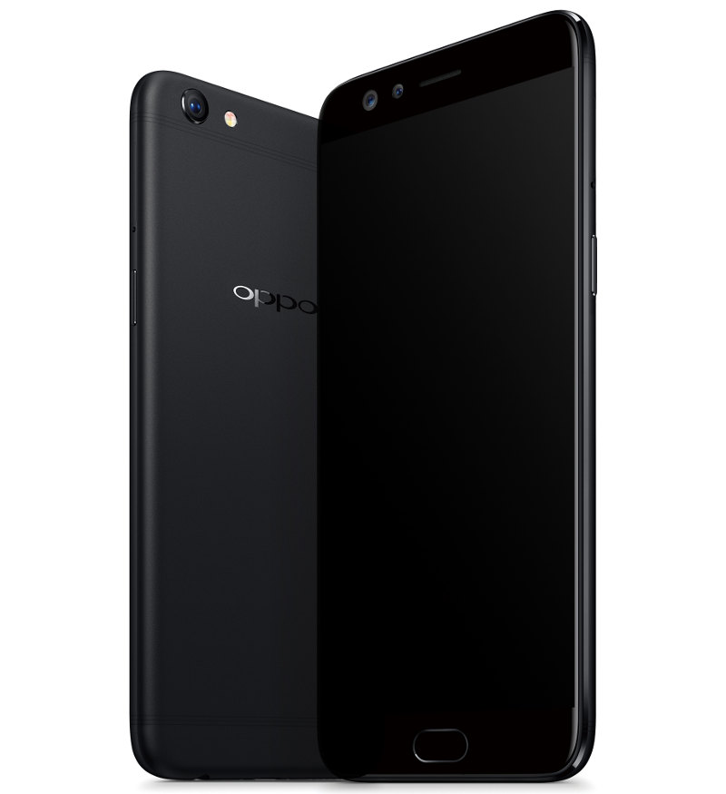 Oppo F3 Plus Launched In Black Colour In India Priced At