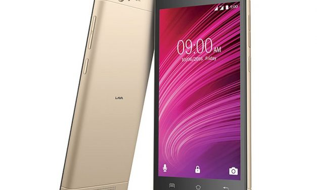 Lava A97 4G with 2GB RAM launched in India, priced at Rs. 7,599