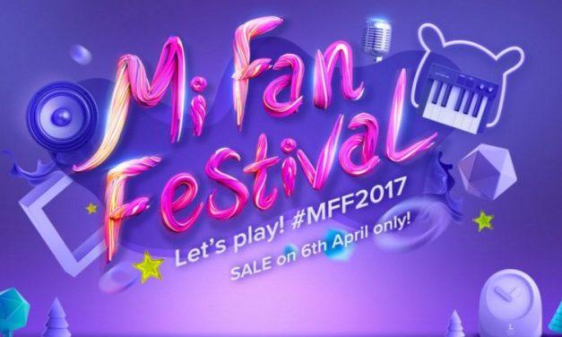 Mi Fan Festival 2017 kicks off, get Xiaomi Redmi Note 4 at Re. 1