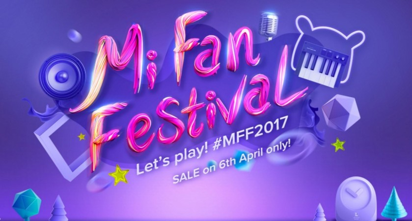 Mi Fan Festival 2017 kicks off, get Xiaomi Redmi Note 4 at Re. 1