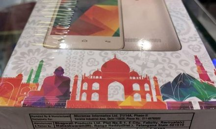 Micromax Bharat 2 Q402 with 4G VoLTE available offline in India for Rs. 3,499