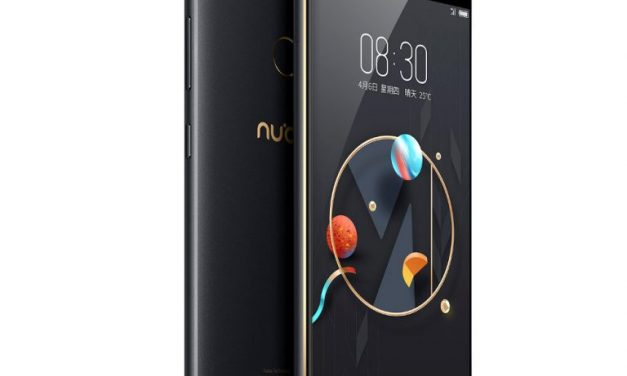 ZTE nubia Z17 Mini with 16 Megapixel front camera launched in China
