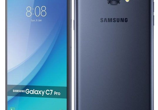 Samsung Galaxy C7 Pro gets another price cut in India, now available for Rs. 24,900