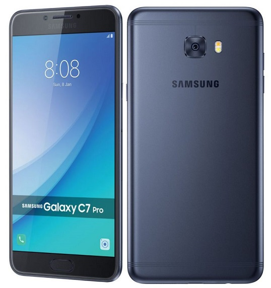 Samsung Galaxy C7 Pro with 4GB RAM launched in India, priced at Rs. 27,990