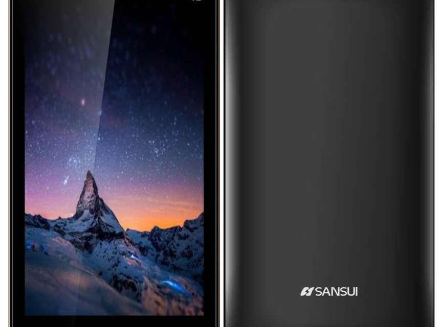 Sansui Horizon 1 with 4G VoLTE launched in India, priced at Rs. 3,999