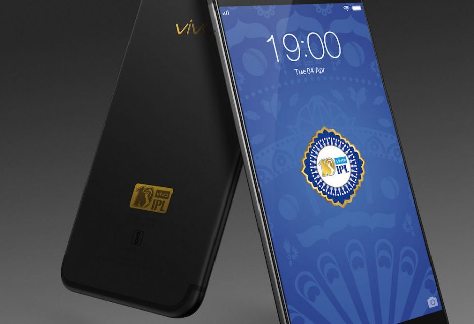 Vivo V5 Plus Matte Black IPL 10 Limited Edition Announced; Will be Available from April 10