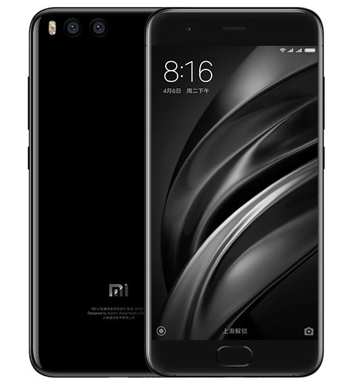 Xiaomi Mi 6 with Snapdragon 835 SoC, 6GB RAM launched in China
