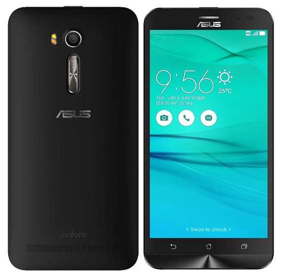 Asus Zenfone Go 5.5 ZB552KL launched in India, priced at Rs. 8,499
