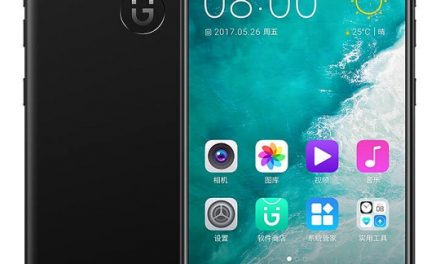 Gionee S10 with Dual front and rear camera, Android 7 announced