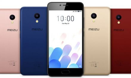 Meizu M5c with Android 7 Nougat, 4G VoLTE announced