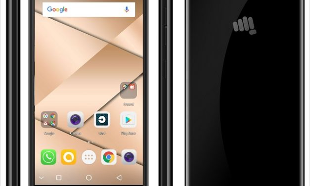 Micromax Canvas 2 (2017) goes on sale in India from today for Rs. 11,999