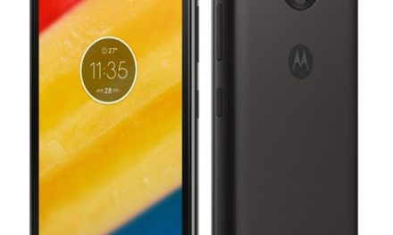 Motorola Moto C Plus launching in India on 19 June, priced at Rs. 8,999