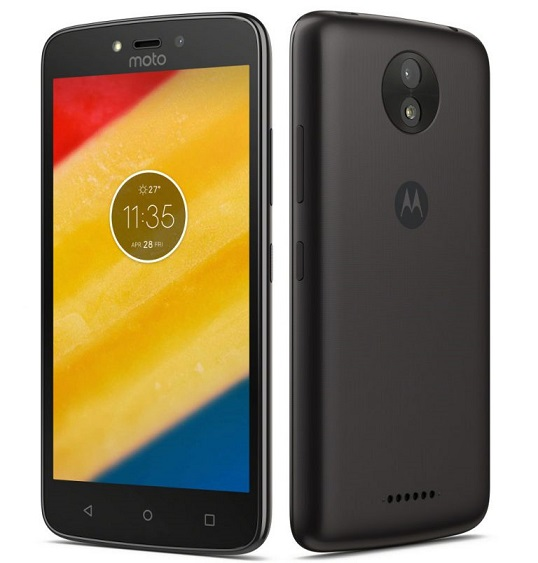 Motorola Moto C Plus with HD screen, Android 7 Nougat announced
