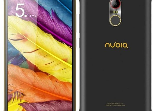Nubia N1 Lite with Fingerprint sensor launched in India, priced at Rs. 6,999